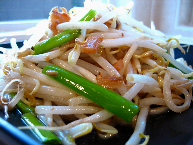 Usefulness bean sprouts bean sprouts tauge